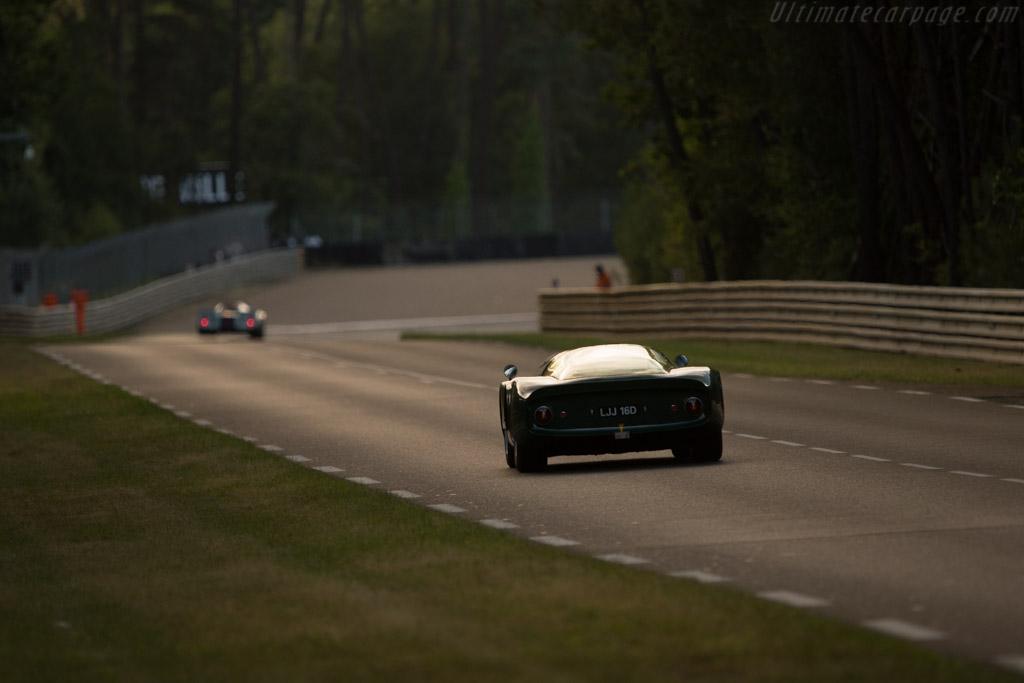 Porsche 906 - Chassis: 906-101 - Driver: Franck Trouillard / Raphael Rondoni  - 2014 Le Mans Classic