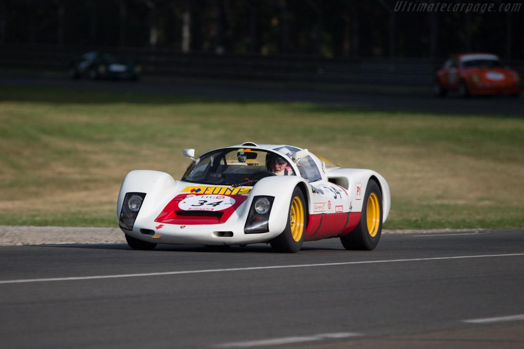 Porsche 906 - Chassis: 906-016 - Driver: Gerald Fellner  - 2014 Le Mans Classic
