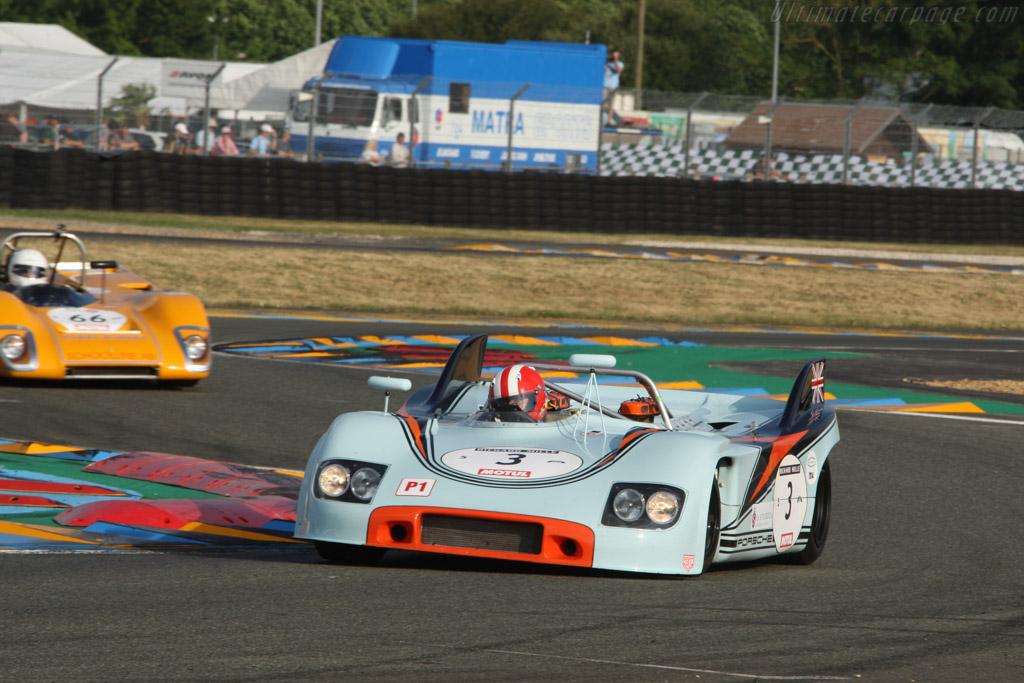 Porsche 908/3 - Chassis: 908/03-001 - Driver: Peter Vogele  - 2014 Le Mans Classic