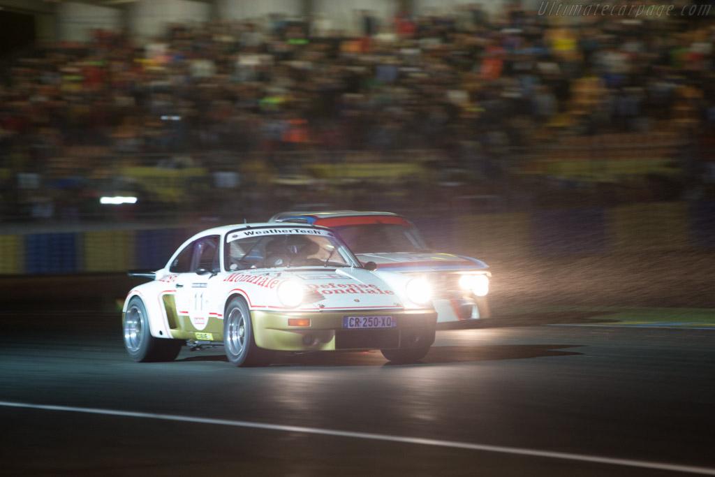 Porsche 911 Carrera RSR 3.0 - Chassis: 911 460 9087 - Driver: Leh Keen / Cooper MacNeil  - 2014 Le Mans Classic