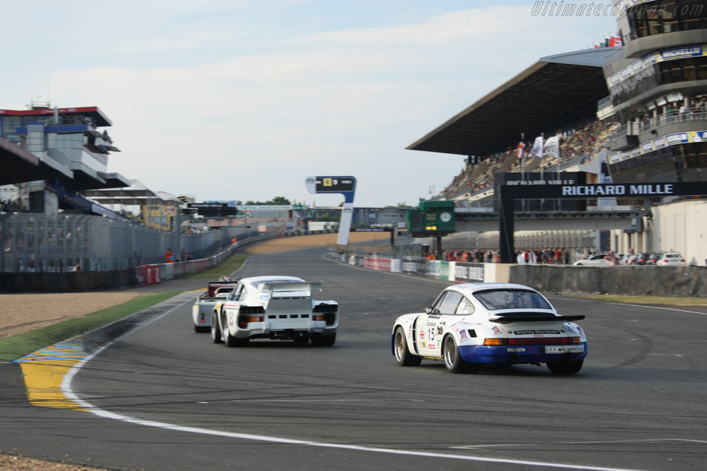 Porsche 911 Carrera RSR 3.0 - Chassis: 911 460 9072 - Driver: Santiago Orjuela / Jaun Orjuela  - 2014 Le Mans Classic