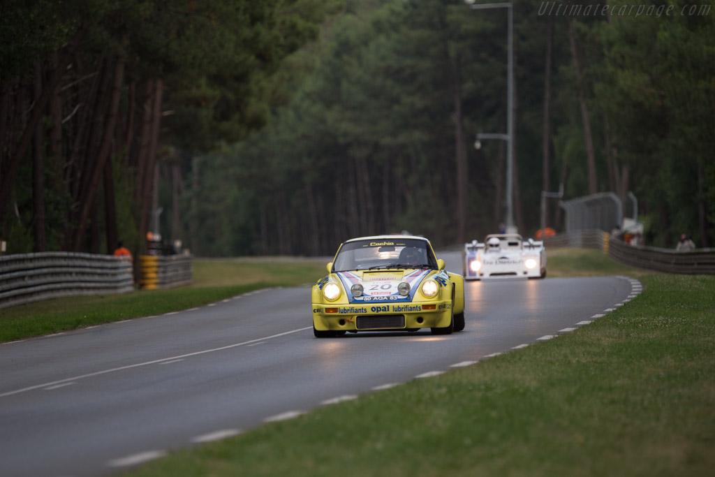 Porsche 911 Carrera RSR 3.0 - Chassis: 911 460 9059 - Driver: Michel Lecourt  - 2014 Le Mans Classic
