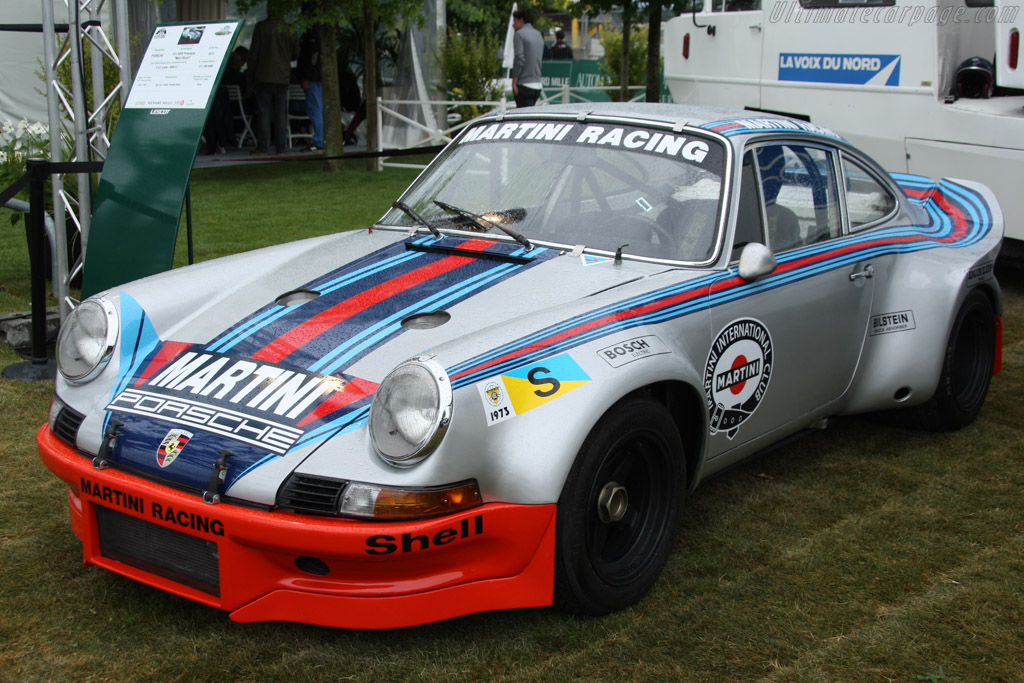 Porsche 911 Carrera RSR    - 2014 Le Mans Classic