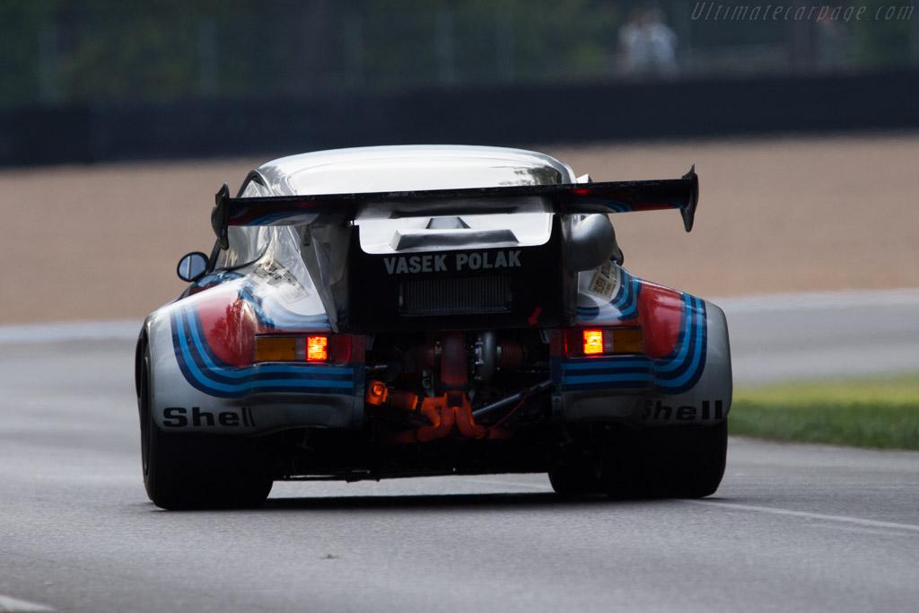 Porsche 911 RSR Turbo - Chassis: 911 360 0576 - Driver: Francois Perrodo / Emmanuel Collard / Sebastien Crubile  - 2014 Le Mans Classic