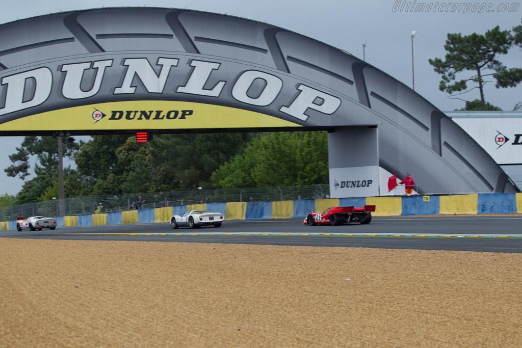 Porsche 917K  - Driver: Carlos Monteverde / Gary Pearson / Andrew Smith / Joe Twyman  - 2014 Le Mans Classic