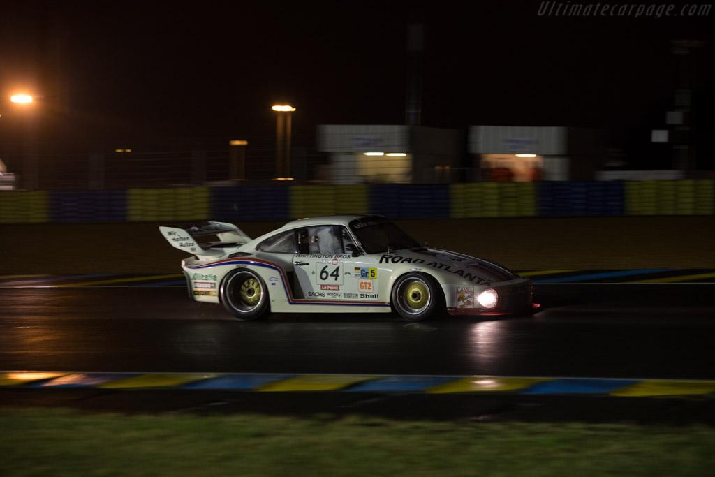 Porsche 935/78 - Chassis: 930 890 0016 - Driver: Jean-Marie Blleteste / Neil Primrose  - 2014 Le Mans Classic