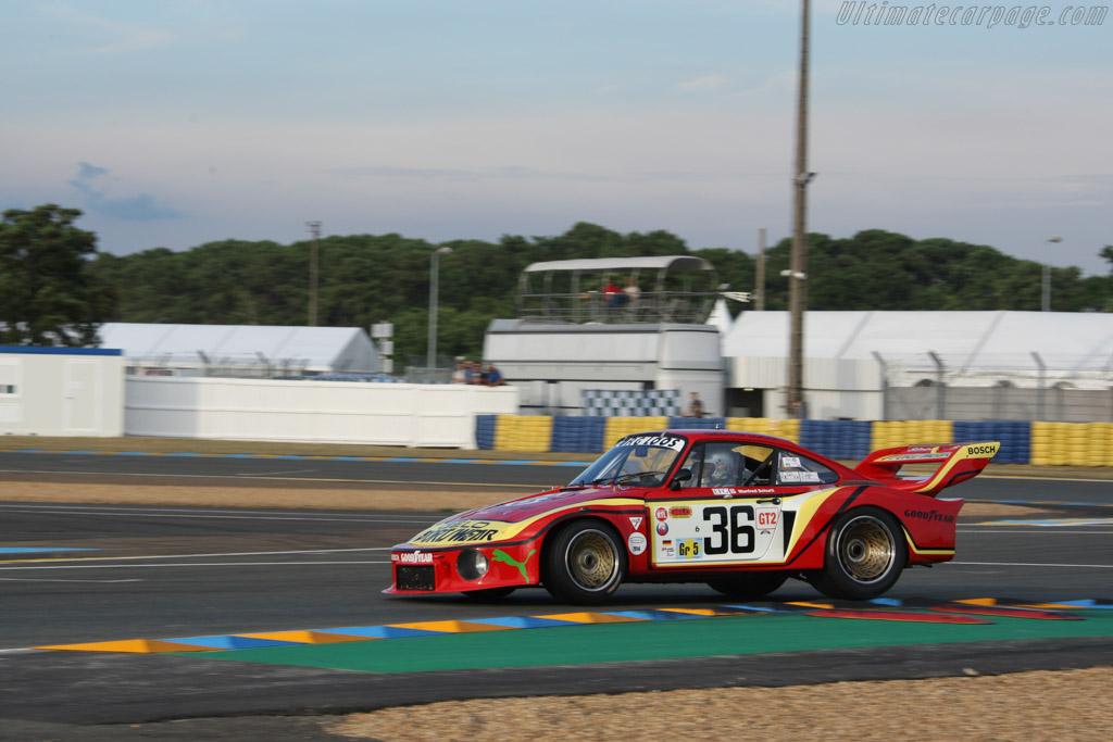 Porsche 935/78 - Chassis: 930 890 0015 - Driver: Stephan Meyers / Olivier de Siebenthal  - 2014 Le Mans Classic