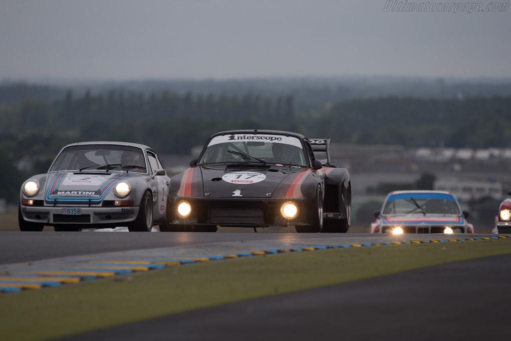 Porsche 935 - Chassis: 930 990 0029 - Driver: Erik Maris / Sebastien Crubile  - 2014 Le Mans Classic