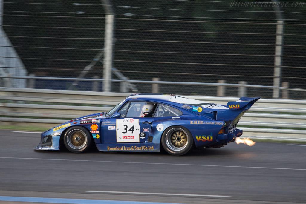 Porsche 935 K3 - Chassis: 009 0002 - Driver: Guenther Schlindler / Dariusch Ahrabian  - 2014 Le Mans Classic