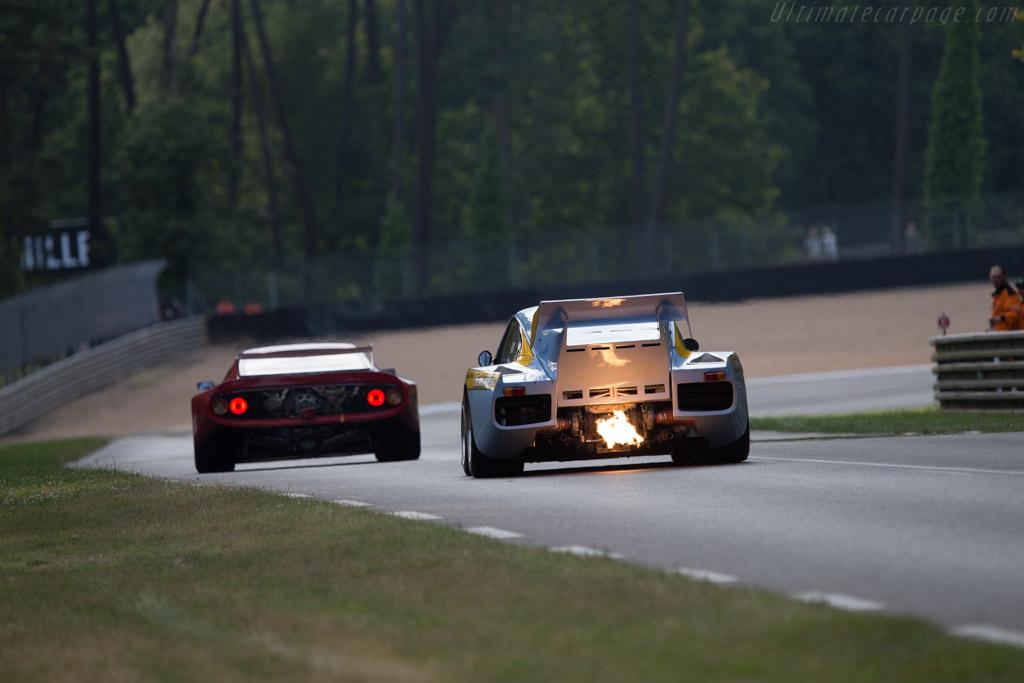 Porsche 935 K3 - Chassis: 000 0025 - Driver: Malte Fromm  - 2014 Le Mans Classic