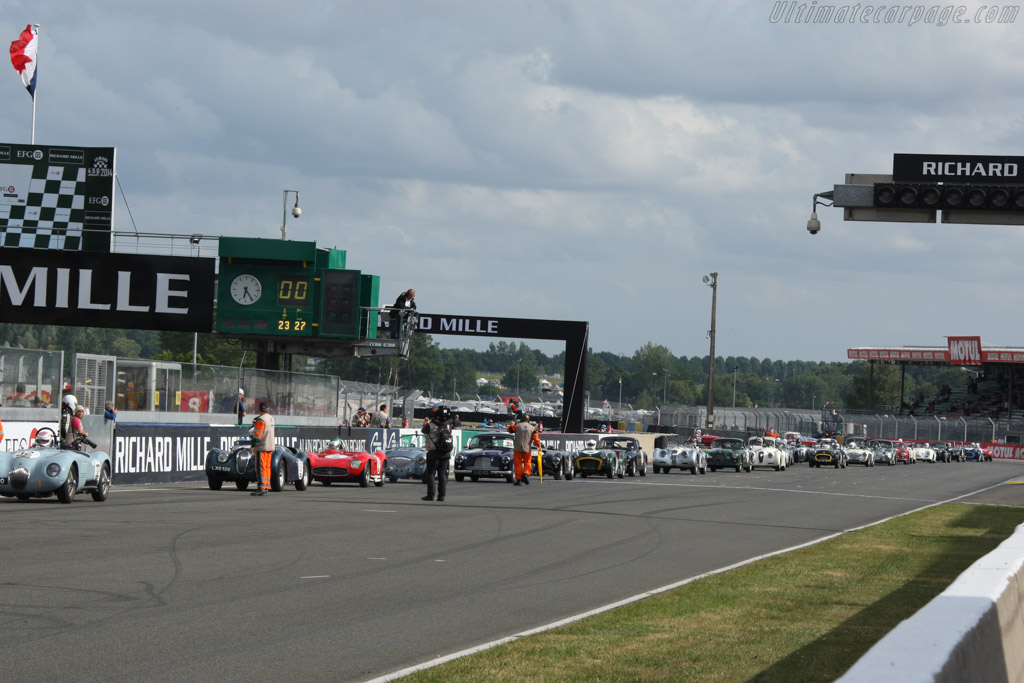 Ready to go    - 2014 Le Mans Classic