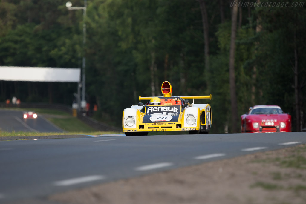 Renault Alpine A443 - Chassis: 443/0 - Driver: Jean Ragnotti / Alain Serpaggi  - 2014 Le Mans Classic