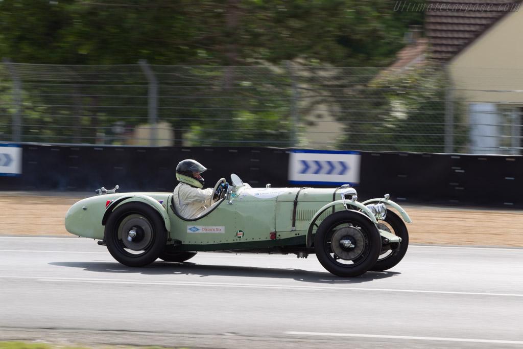 Riley TT Sprite - Chassis: S27S6344 - Driver: Josef Metzker / Margit Schmidt  - 2014 Le Mans Classic