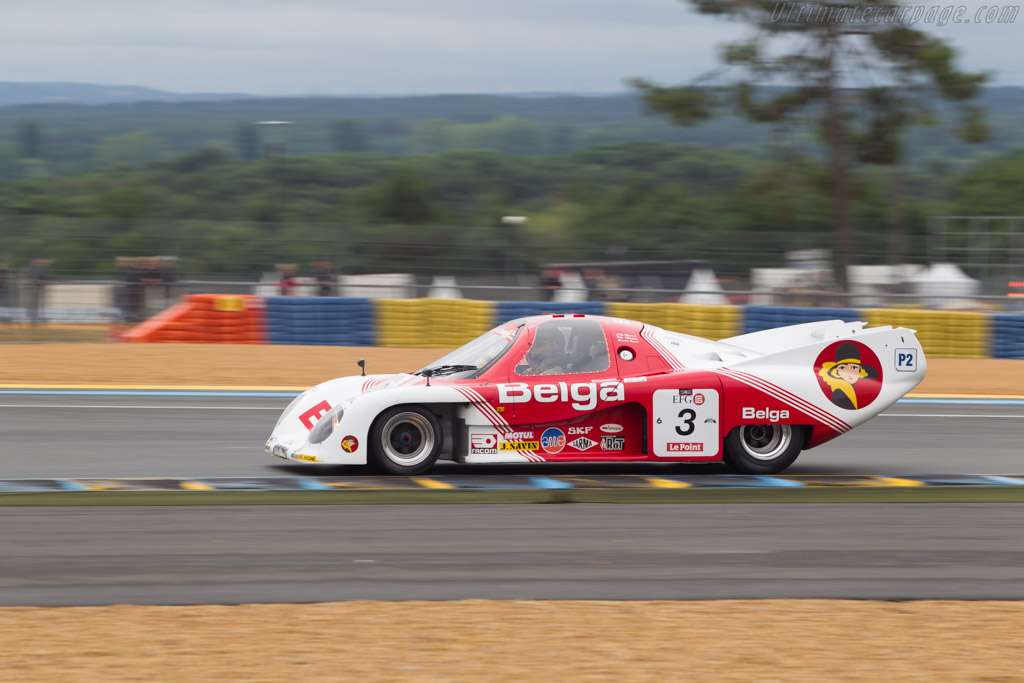 Rondeau M378 Cosworth - Chassis: M378/001 - Driver: Marc Devis / Christian Traber  - 2014 Le Mans Classic