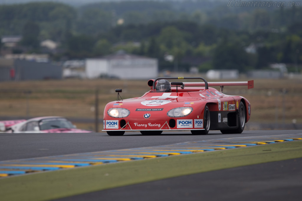 Sauber C5 BMW - Chassis: C05.003 - Driver: Philippe Scemama  - 2014 Le Mans Classic
