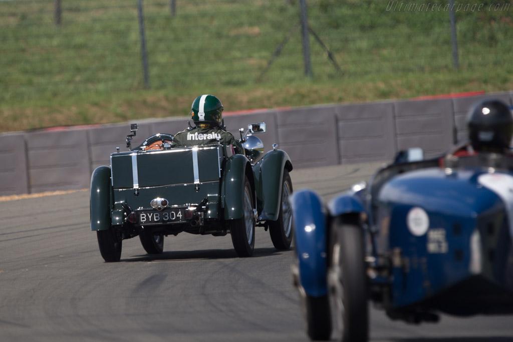 Singer Le Mans - Chassis: LM70 - Driver: Anthony Schrauwen  - 2014 Le Mans Classic