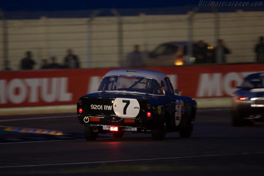 Sunbeam Alpine Le Mans - Chassis: B9110254OD HRO - Driver: Keith Hampson / Tristan Bradfield  - 2014 Le Mans Classic