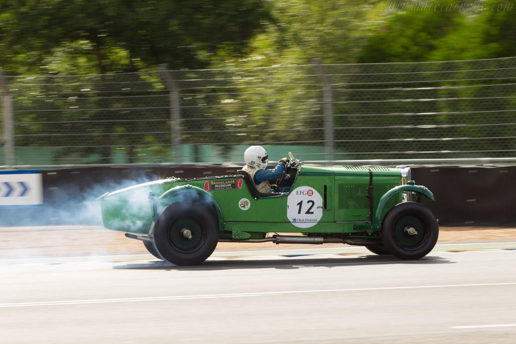 Talbot 105 - Chassis: 31052 - Driver: Michael Birch / Garrett Burnett  - 2014 Le Mans Classic