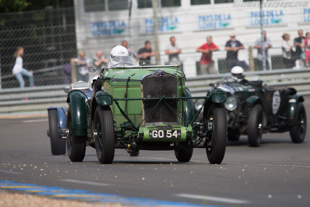 Talbot 105 - Chassis: 31054 - Driver: Nick Pellett  - 2014 Le Mans Classic