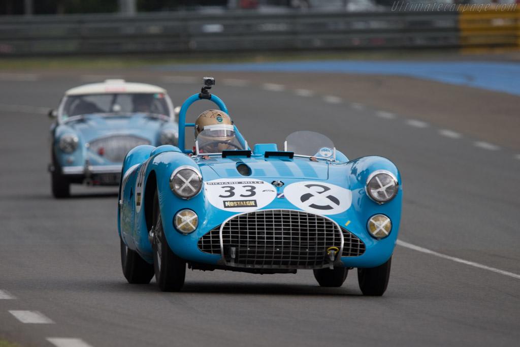 Talbot Lago T26 GS - Chassis: 110056 - Driver: Jose Fernandez / Sam Stretton / Carlos de Miguel  - 2014 Le Mans Classic