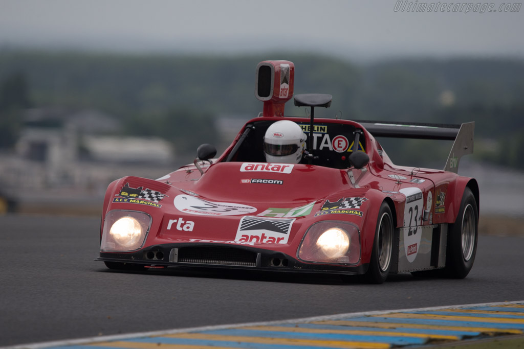 Tecma 755 - Chassis: PHM 001 - Driver: Denis Liquiere / Philippe Achard  - 2014 Le Mans Classic