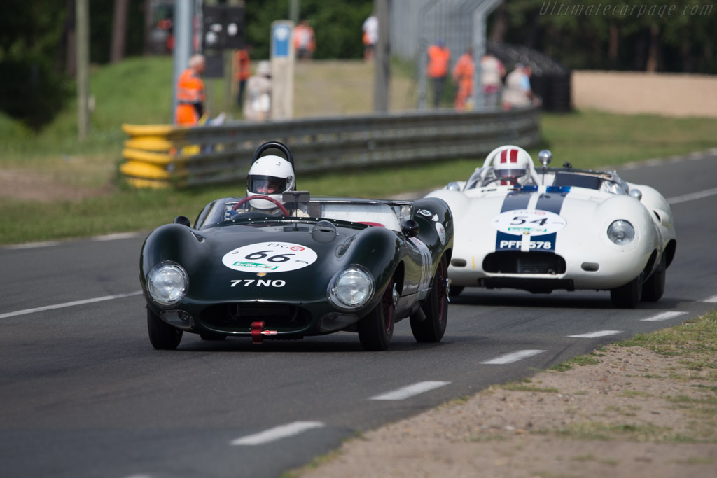 Tojeiro Climax - Chassis: TCM2N4 - Driver: Albert Streminski  - 2014 Le Mans Classic