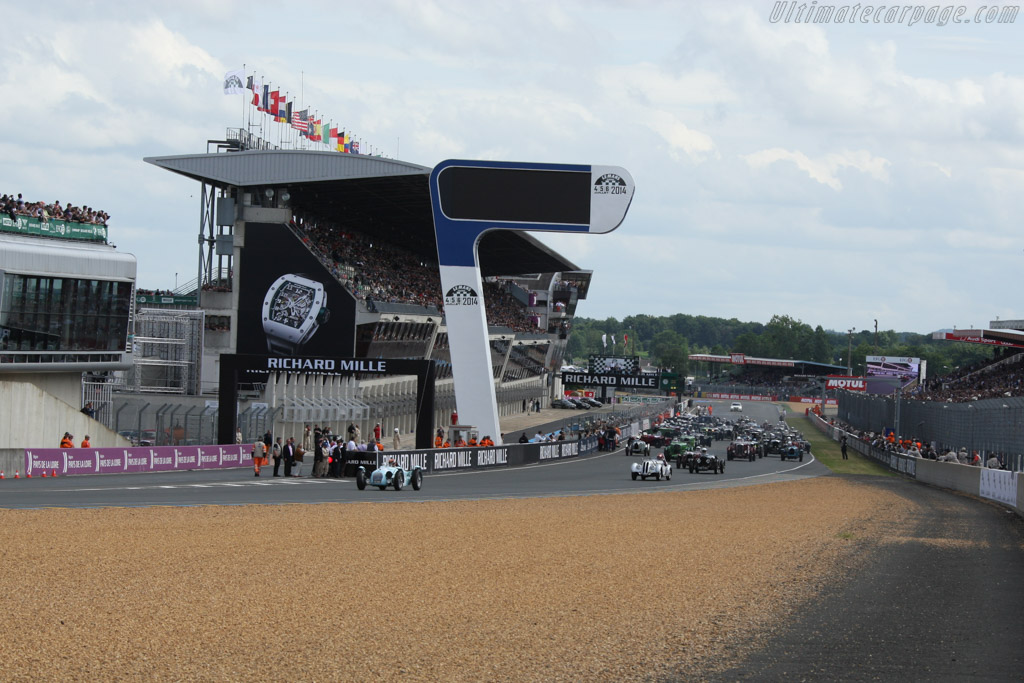 Welcome to Le Mans    - 2014 Le Mans Classic