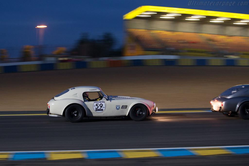 AC Shelby Cobra - Chassis: COB6008 - Driver: Tim Summers / James Cottingham  - 2016 Le Mans Classic