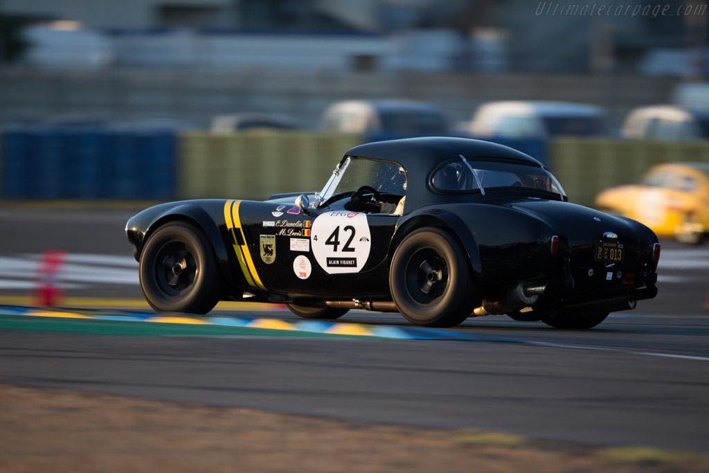 AC Shelby Cobra - Chassis: CSX2506 - Driver: Christian Dumolin / Marc Devis  - 2016 Le Mans Classic