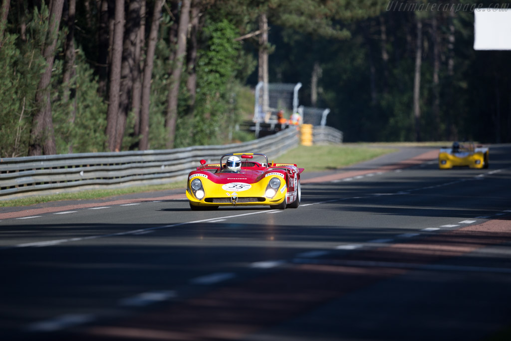 Alfa Romeo T33/3 - Chassis: 10580-023 - Driver: Gianluca Rattazzi / Emanuele Pirro  - 2016 Le Mans Classic