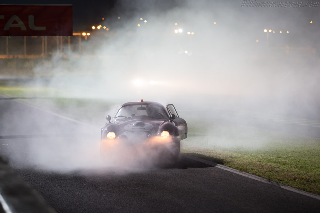 Alfa Romeo TZ - Chassis: AR750006 - Driver: Claudio Scalise / Manuel Elicabe  - 2016 Le Mans Classic