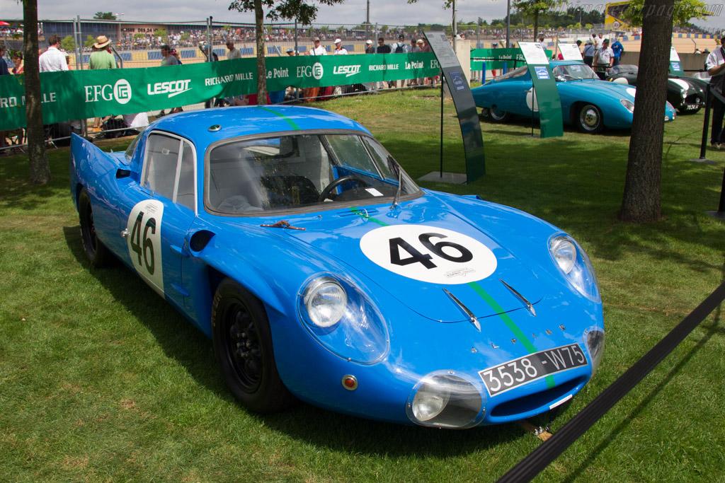 Alpine M64 - Chassis: 1711   - 2016 Le Mans Classic