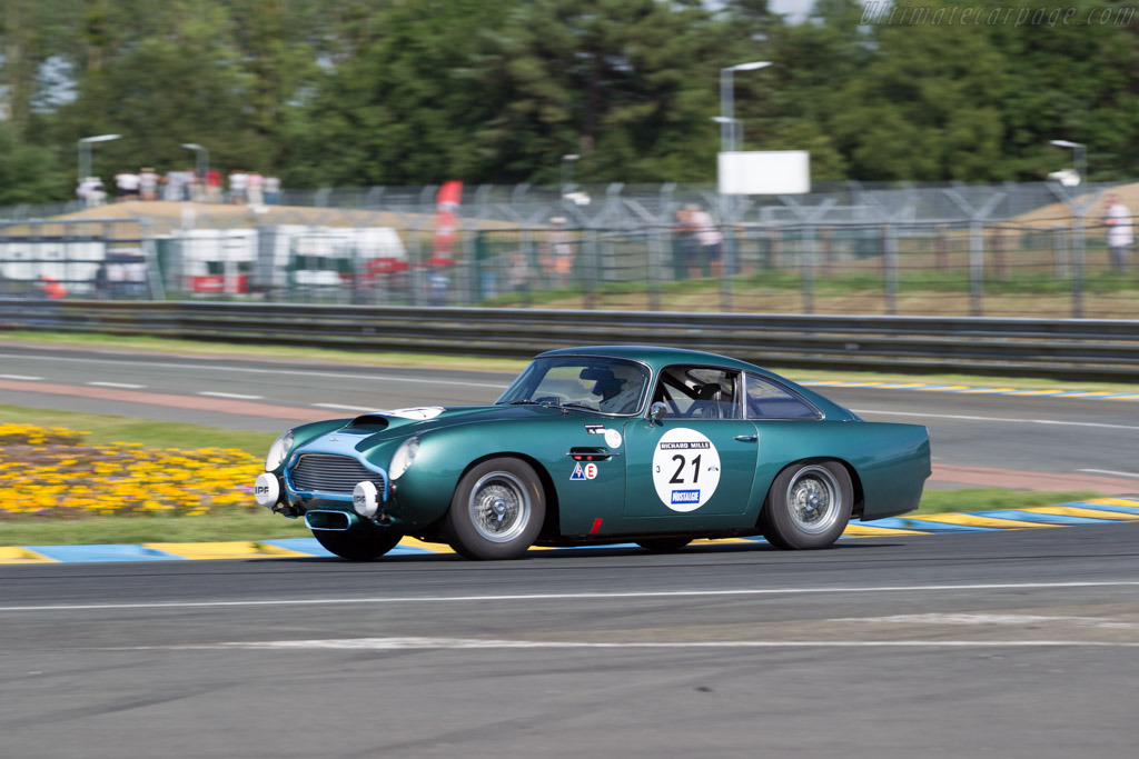 Aston Martin DB4 GT - Chassis: DB4GT/0110/R - Driver: Ian Dalglish  - 2016 Le Mans Classic