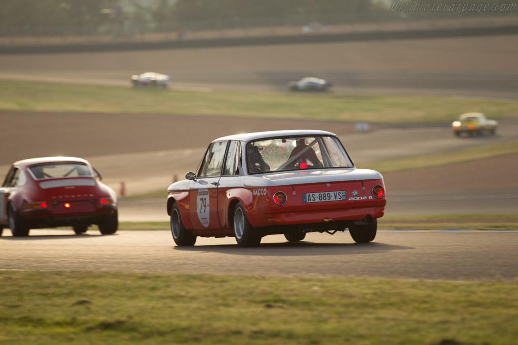 BMW 2002 TI Gr II - Chassis: 1682900 - Driver: Michel Renavand / Philippe Bonny  - 2016 Le Mans Classic
