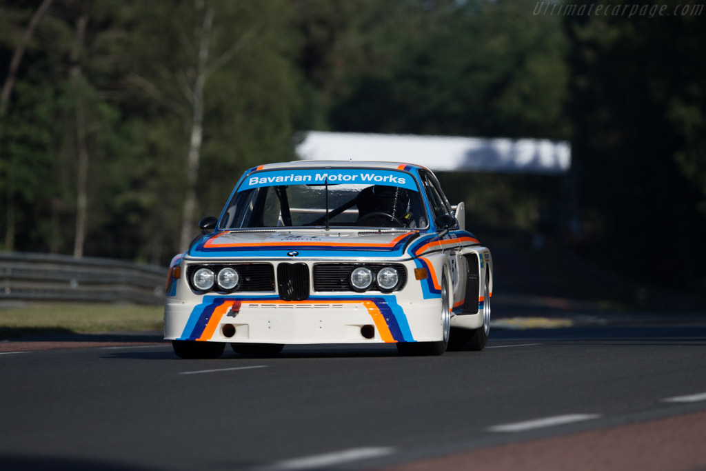 BMW 3.0 CSL - Chassis: 2275998 - Driver: Adrian Brady  - 2016 Le Mans Classic