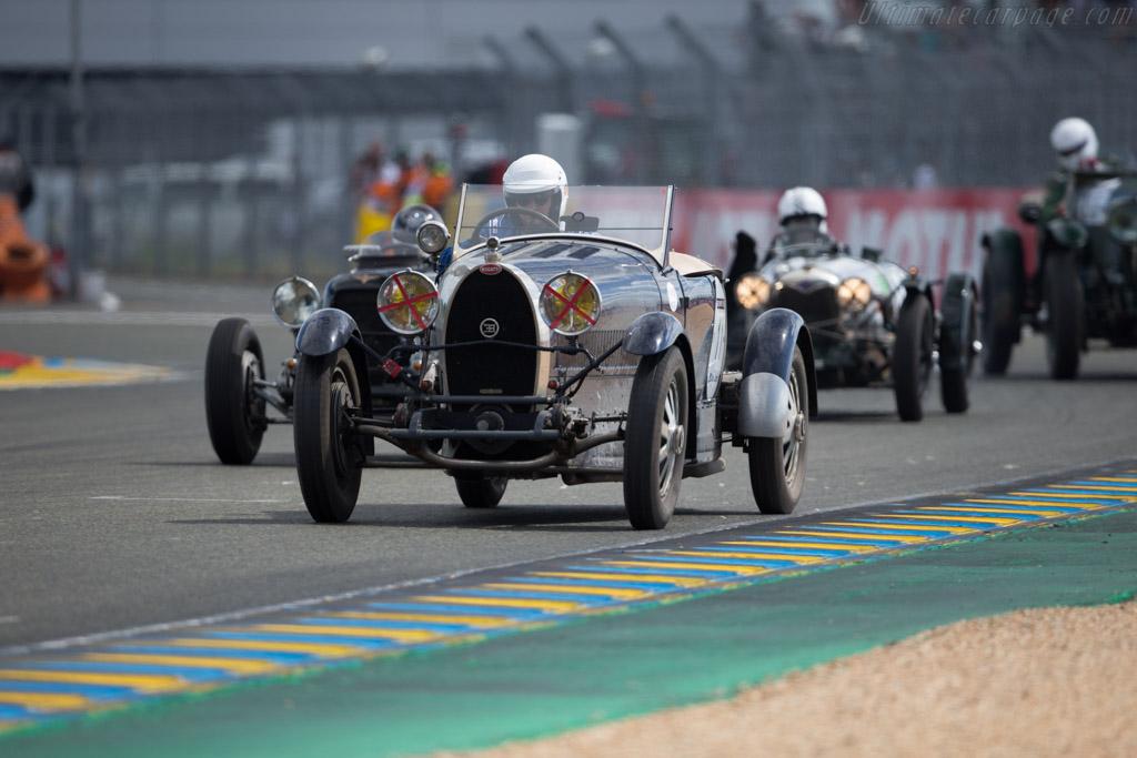 Bugatti Type 43 GS - Chassis: 43234 - Driver: Lucas Slijpen / Christophe Vignaud - 2016 Le Mans Classic