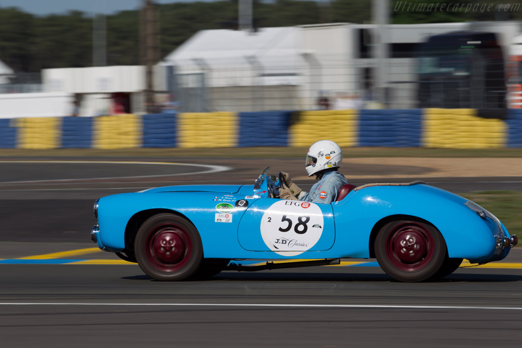 Callista D120 Ranelagh  - Driver: Philippe Tavano / Eric Berard - 2016 Le Mans Classic