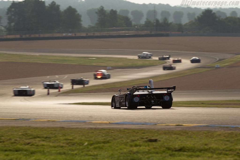Cheetah G601 - Chassis: G601-2 - Driver: Beat Eggimann  - 2016 Le Mans Classic