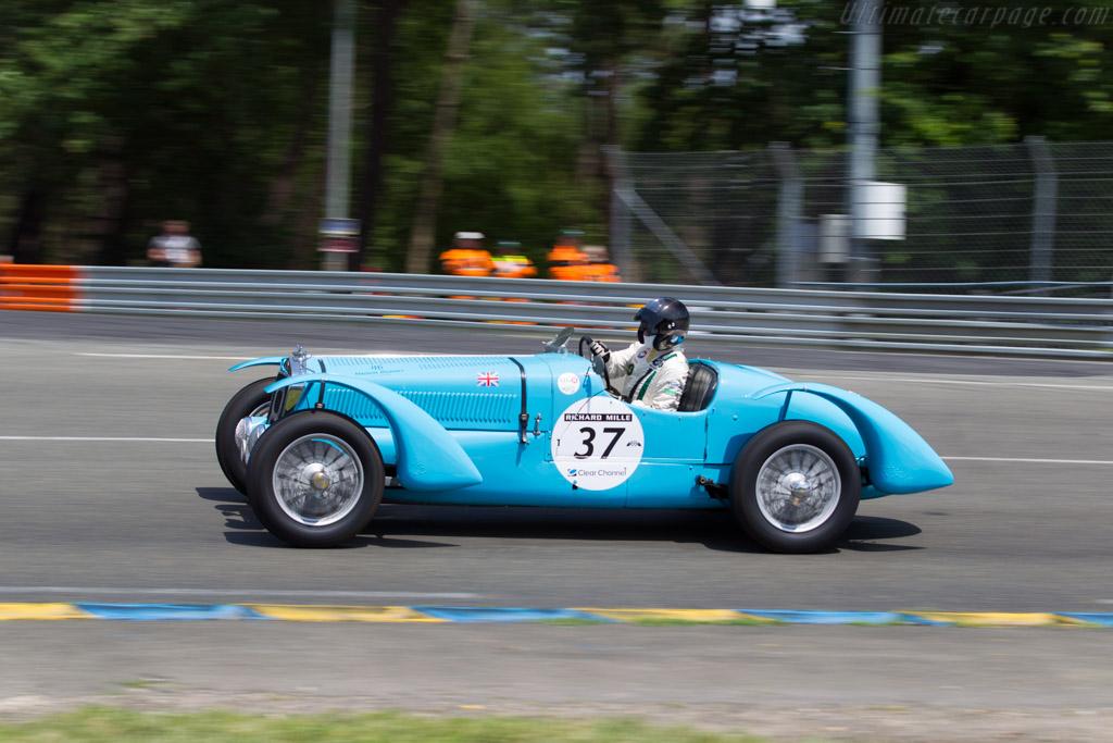 Delage D6-70S - Chassis: 50688 - Driver: Paul-Emile Bessade  - 2016 Le Mans Classic