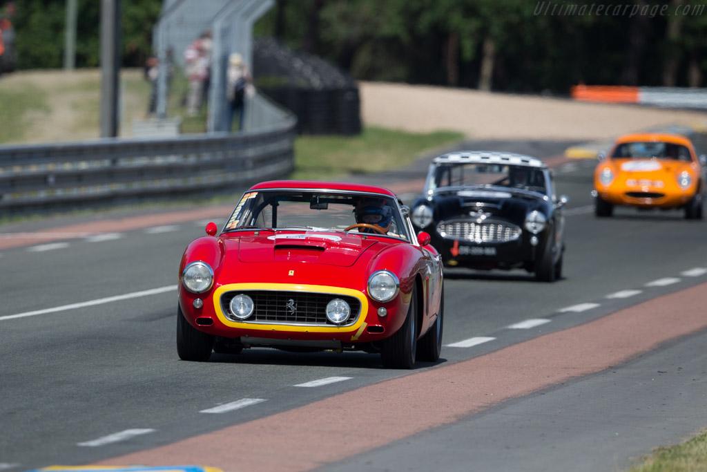 Ferrari 250 GT SWB - Chassis: 1811GT - Driver: Clive Joy / Patrick Simon / Jarrah Venables  - 2016 Le Mans Classic
