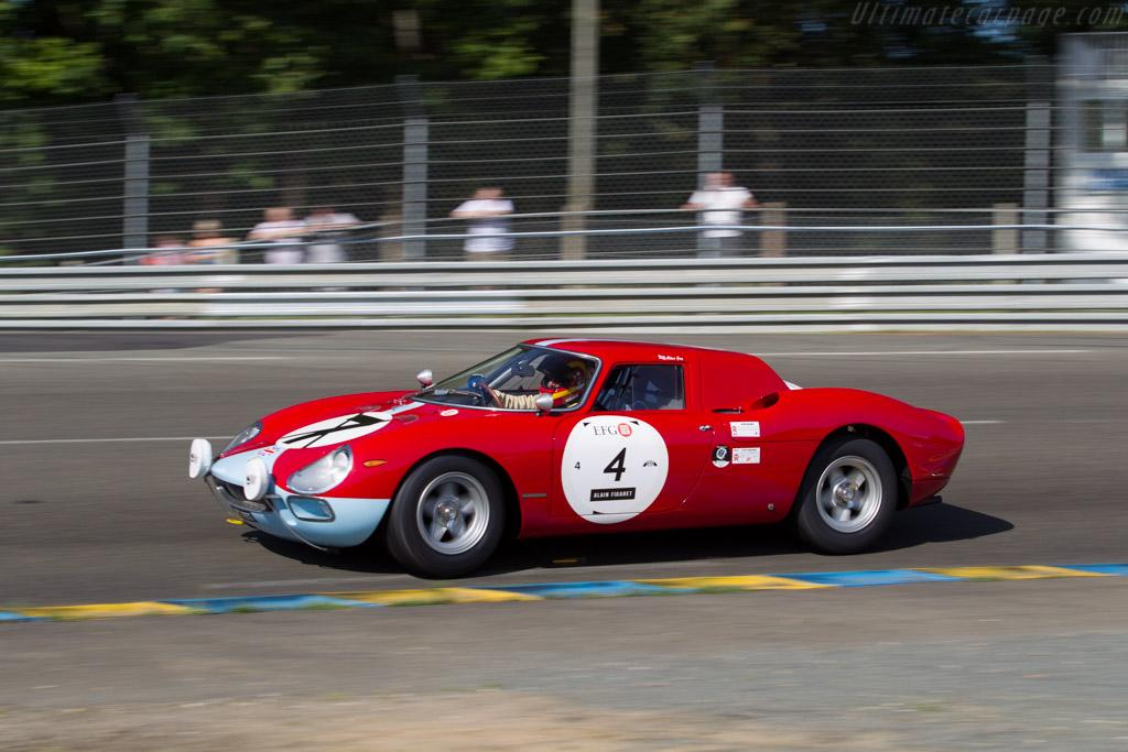 Ferrari 250 LM - Chassis: 5907 - Driver: Clive Joy / Patrick Simon / Jarrah Venables  - 2016 Le Mans Classic