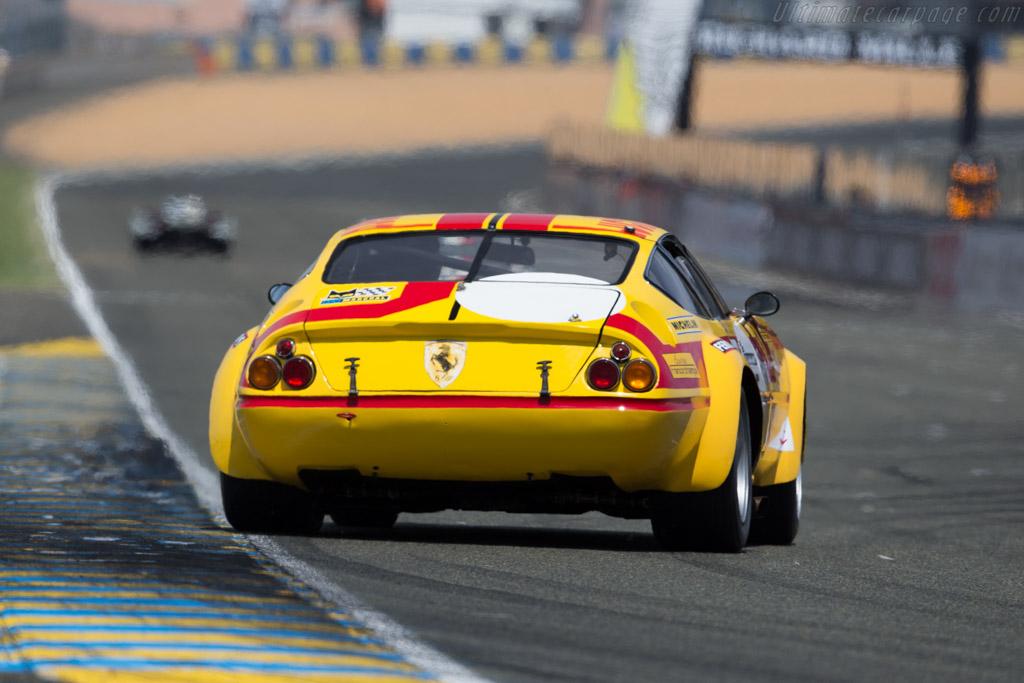 Ferrari 365 GTB/4 - Chassis: 16717 - Driver: Alexander Rittweger / Bernd Georgi  - 2016 Le Mans Classic