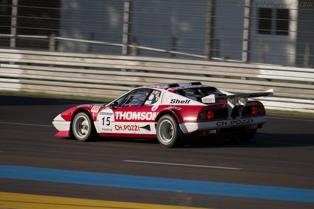 Ferrari 512 BB - Chassis: 24129 - Driver: Jorg Bratke von Bergen / Oliver Louisoder  - 2016 Le Mans Classic