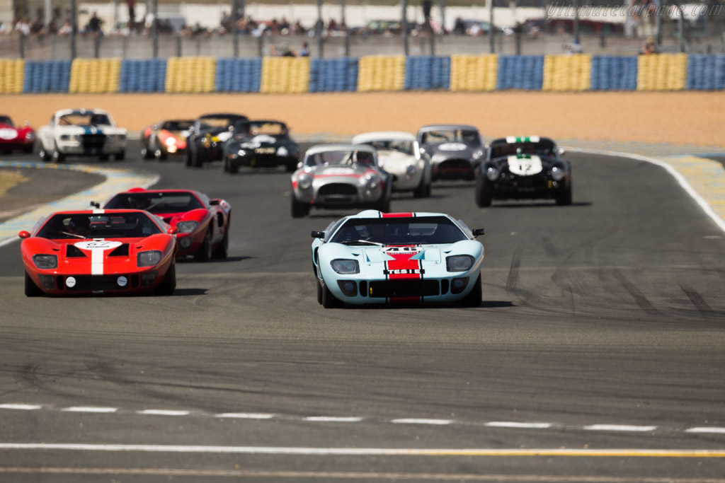 Ford Gt 40 >> Ford GT40 - Chassis: GT40P/1025 - Driver: Shaun Lynn - 2016 Le Mans Classic
