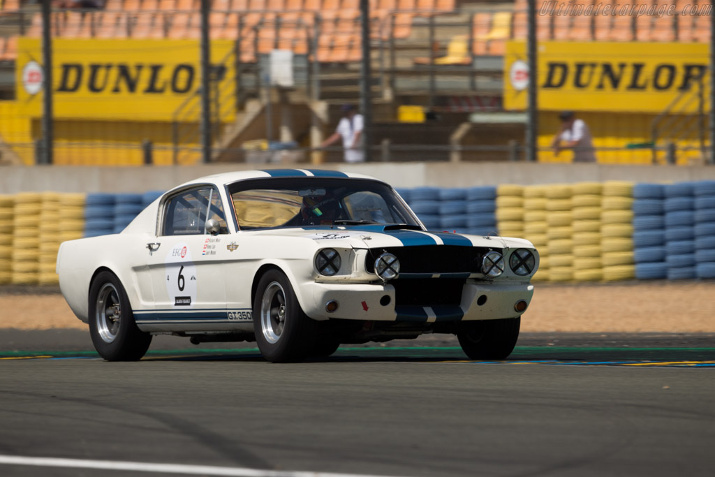 Ford Shelby Mustang GT350R - Chassis: SFM5R107 - Driver: Richard Meier / Remo Lips  - 2016 Le Mans Classic