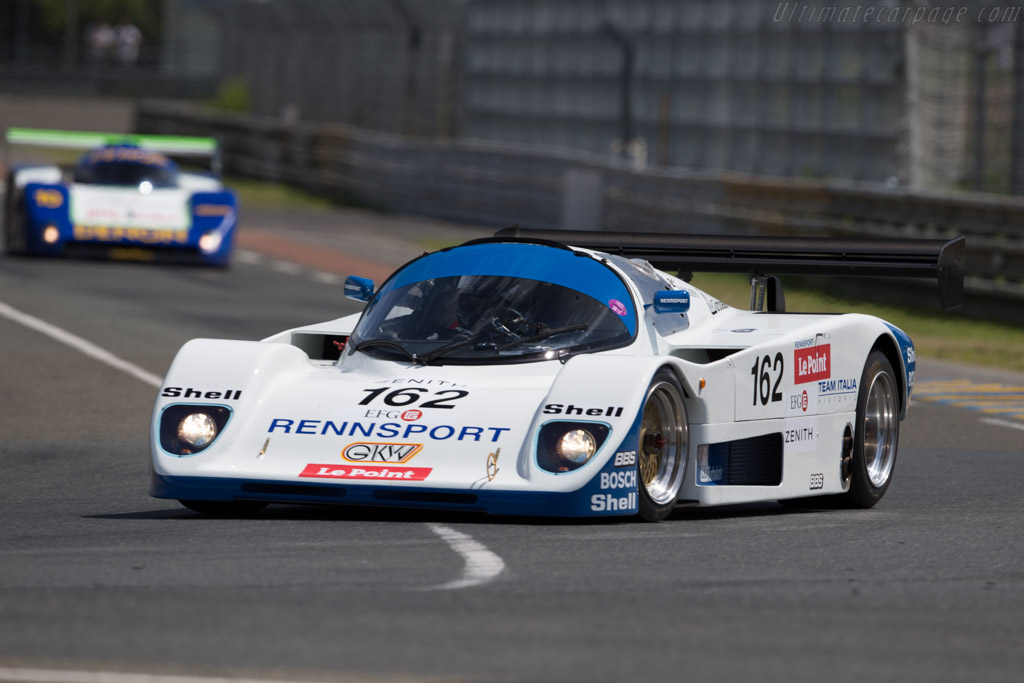 GKW 862 - Chassis: 001 - Driver: Massimo Guerra  - 2016 Le Mans Classic