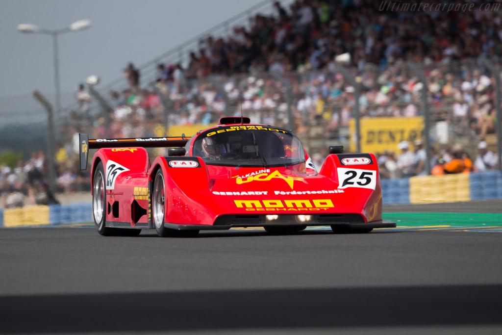 Gebhardt C91 - Chassis: 901 - Driver: Michael Lyons - 2016 Le Mans Classic