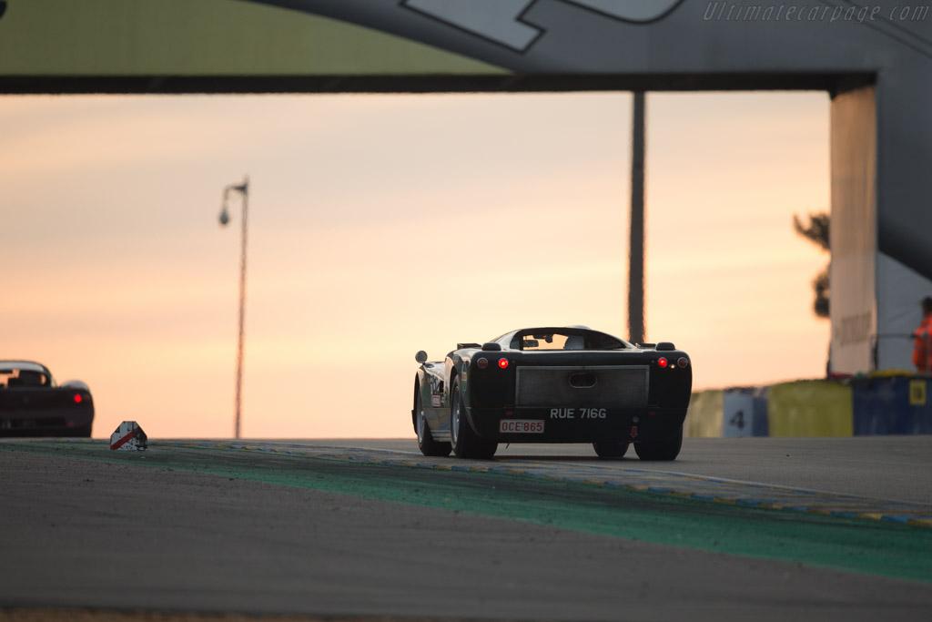 Healey SR2  - Driver: Paul Grant / Erik Staes  - 2016 Le Mans Classic