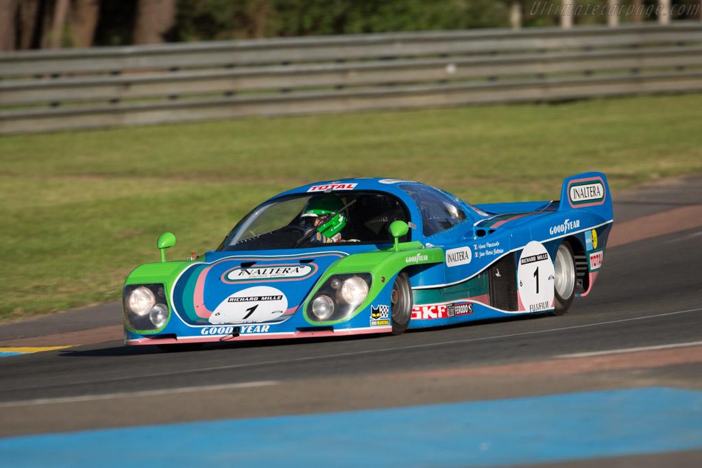 Inaltera GTP - Chassis: 003 - Driver: Henri Pescarolo / Julien Beltoise  - 2016 Le Mans Classic