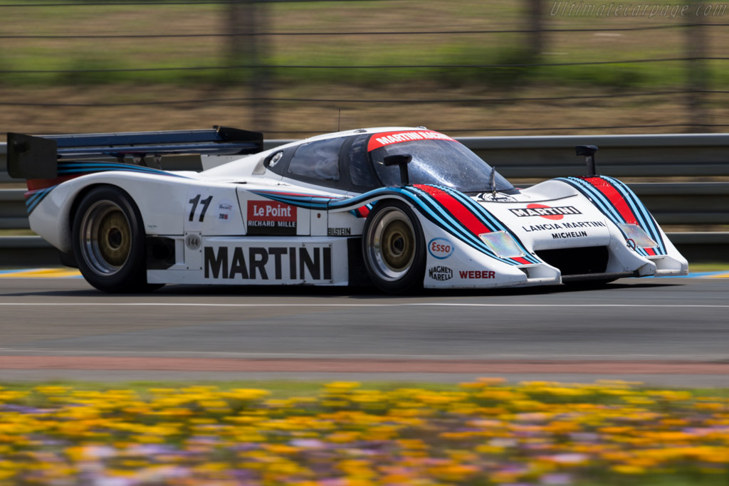 Lancia LC2 - Chassis: 0005 - Driver: Tim Summers  - 2016 Le Mans Classic